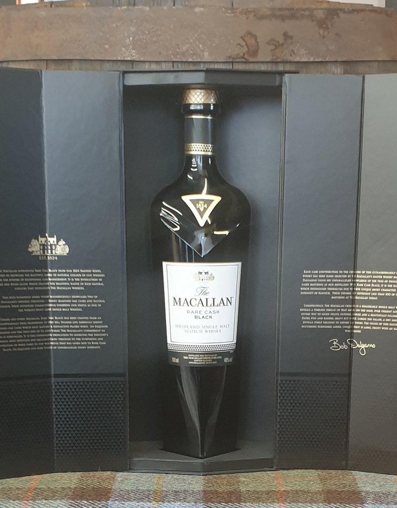 MACALLAN DISTILLERY  Macallan Rare Cask Black