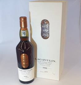 LAGAVULIN DISTILLERY  Lagavulin Single Cask 1991