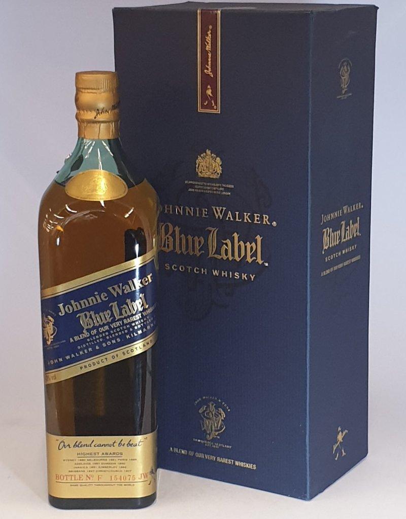 JOHNNIE WALKER Blue Label 1litre