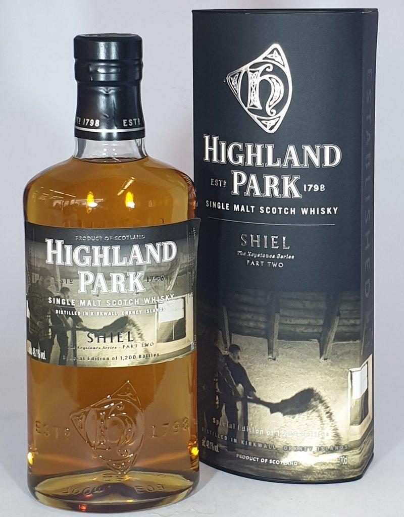 HIGHLAND PARK DISTILLERY  Highland Park Shiel