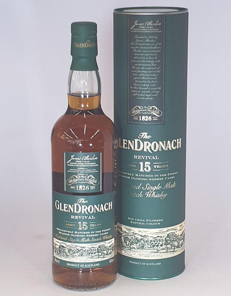 GLENDRONACH Glendronach 15yo OLD STYLE