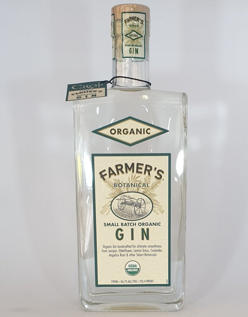 FARMERS ORGANIC GIN Farmers Botanical Gin