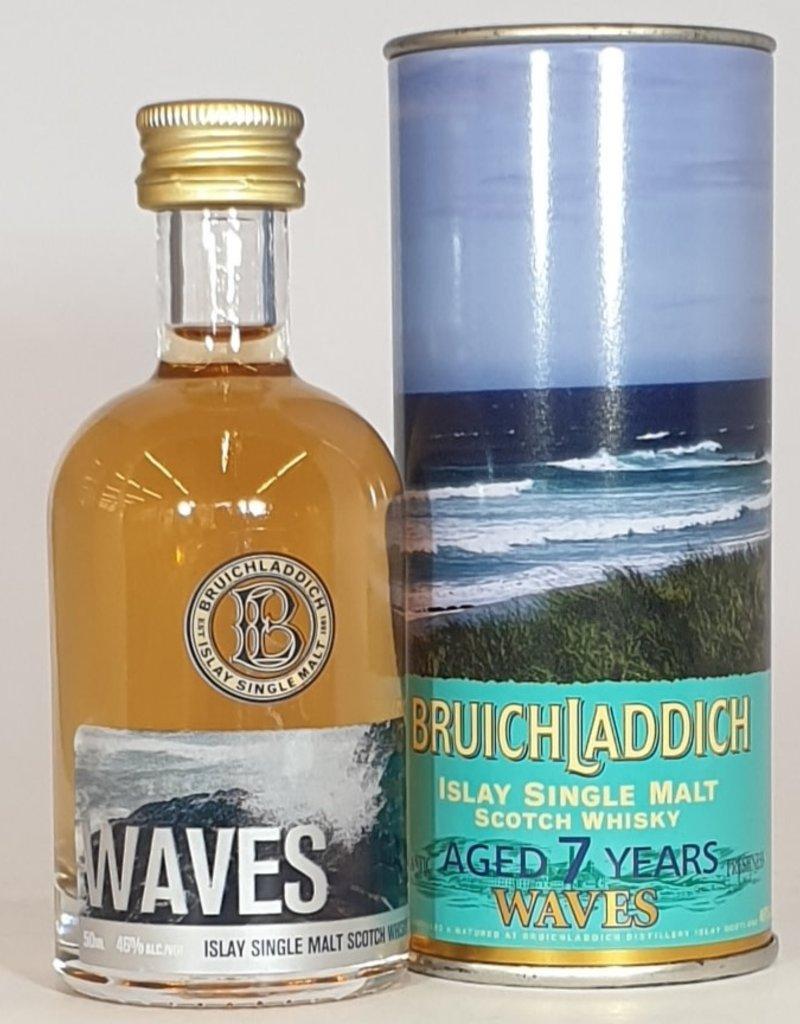 BRUICHLADDICH DISTILLERY  BRUICHLADDICH WAVES 5CL