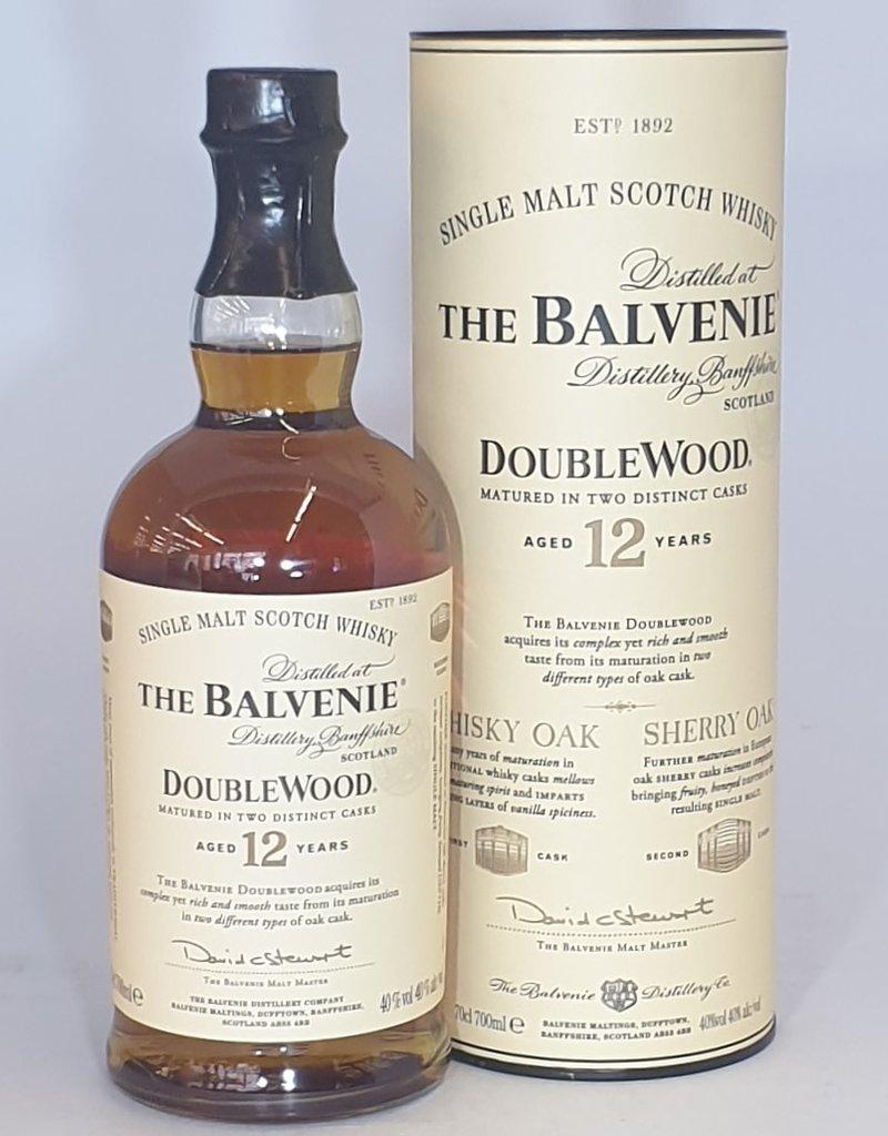 BALVENIE DISTILLERY  Balvenie Doublewood 12yo