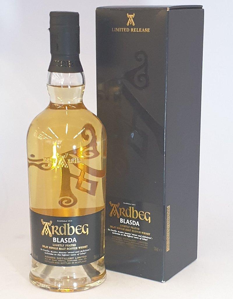 ARDBEG DISTILLERY Ardbeg Blasda Limited Release