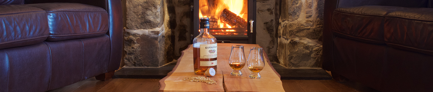 Experience The Bothy Tasting Room