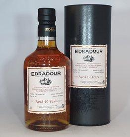 EDRADOUR DISTILLERY Edradour  Bordeaux Cask Matured, 10yo 57.1% abv