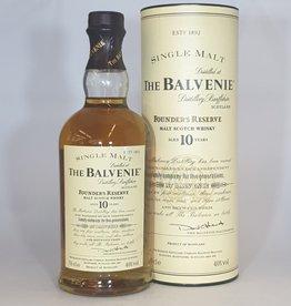 The Balvenie THE BALVENIE 10yo 40% abv