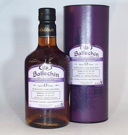 EDRADOUR DISTILLERY Edradour Ballechin Burgundy Cask Matured, 13 Year Old, 64.4% abv
