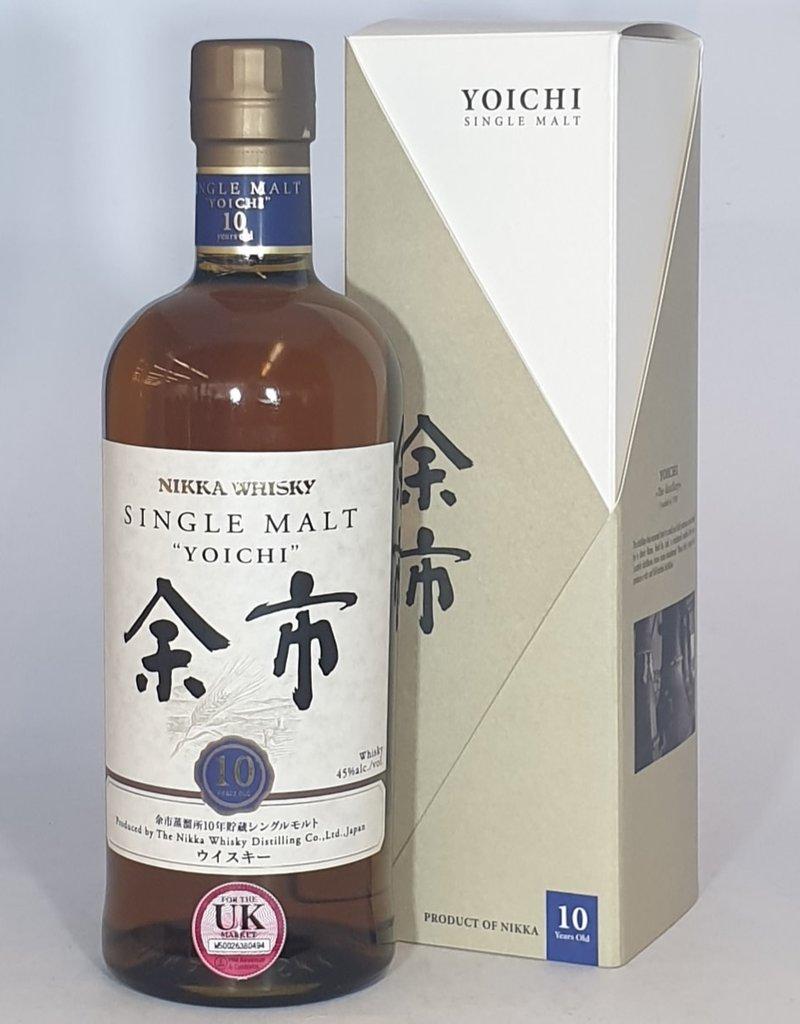 NIKKA WHISKY Nikka Whisky Yoichi Single Malt