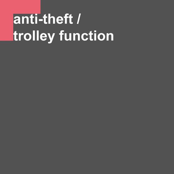 VARGU anti-theft / trolley strap