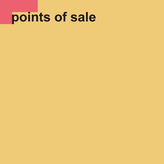 VARGU points of sale