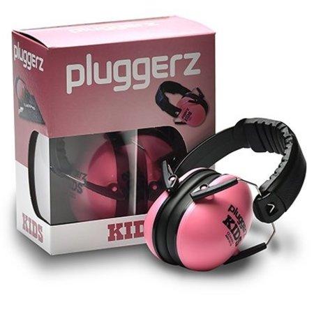 Kinder-Kapselgehörschutz pink