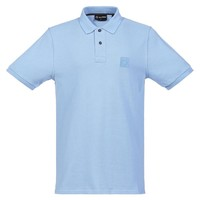MA.STRUM SS pique icon polo Dutch blue