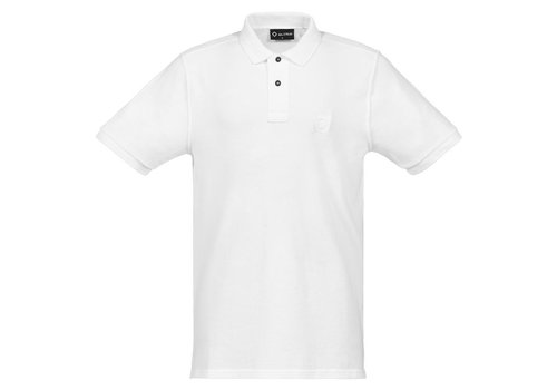 MA.STRUM MA.STRUM SS pique icon polo Optic white
