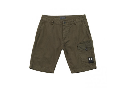 MA.STRUM MA.STRUM GDM short Dark khaki green