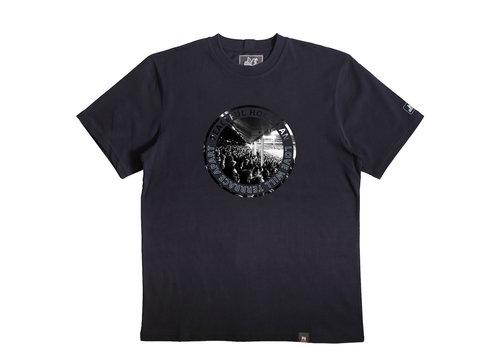 Peaceful Hooligan Peaceful Hooligan Love t-shirt Navy