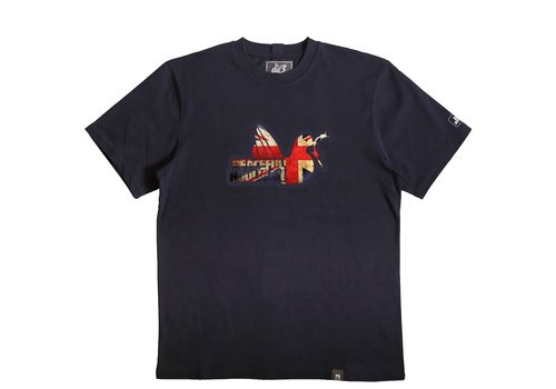 Peaceful Hooligan Peaceful Hooligan Union t-shirt Navy