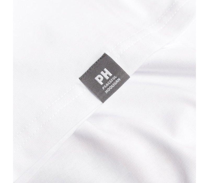 Peaceful Hooligan Union t-shirt White