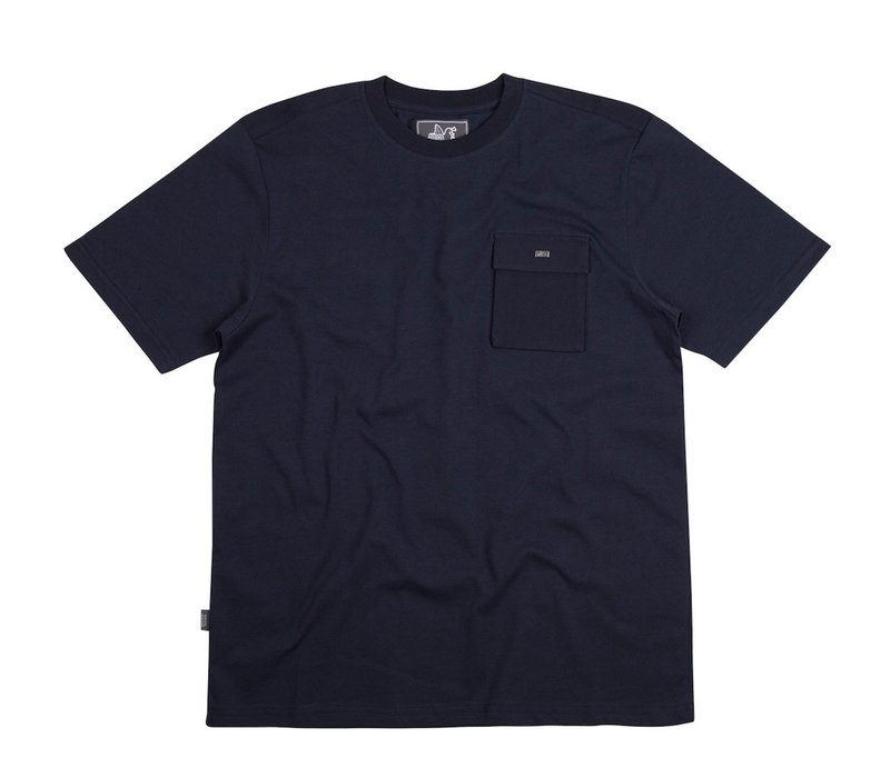 Peaceful Hooligan Lincoln t-shirt Navy