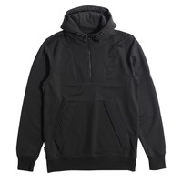 Peaceful Hooligan Landry soft shell track top Black