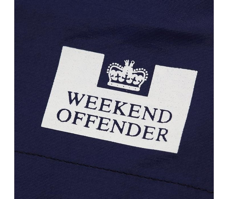 Weekend Offender Blue Blood swim shorts French navy