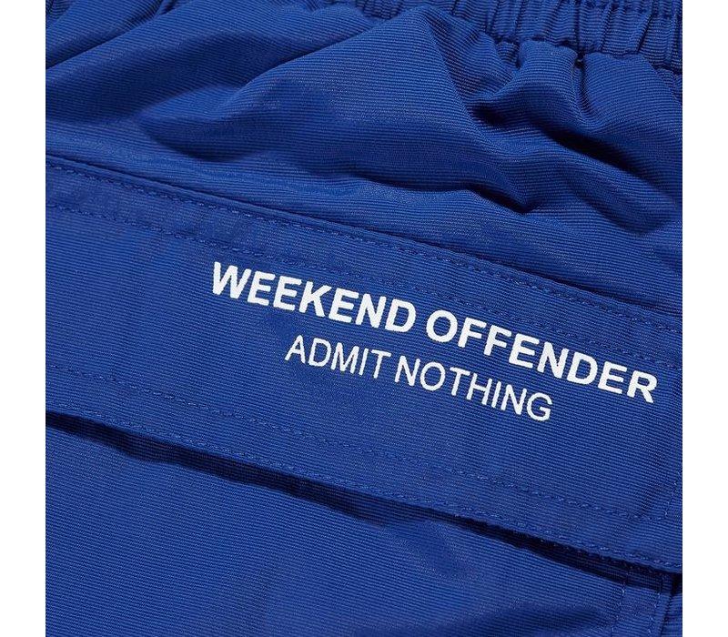 Weekend Offender Blue Blood swim shorts Reef blue