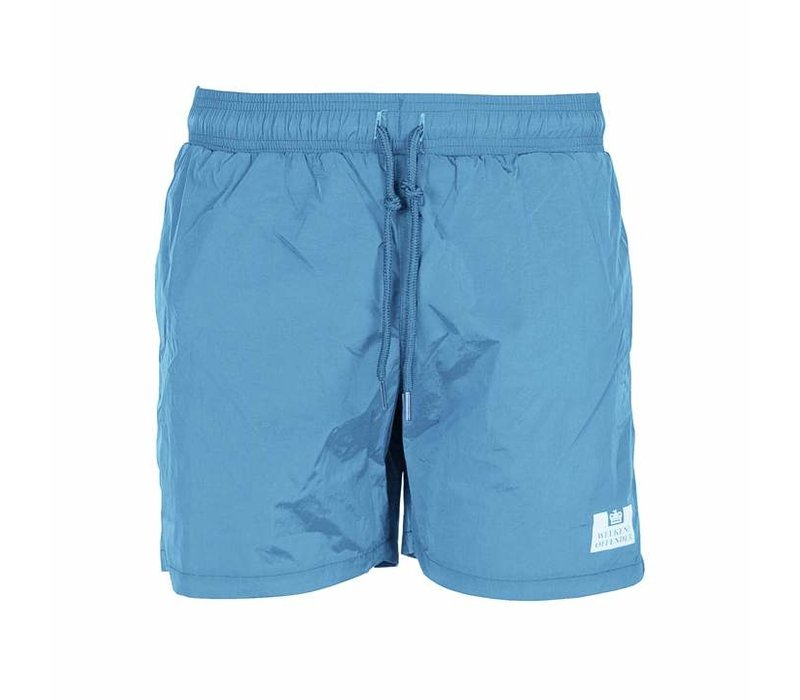 Weekend Offender Cockcroft swim shorts Sky blue