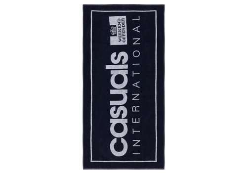 Weekend Offender Weekend Offender Casuals towel Navy