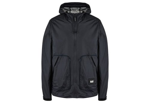 Weekend Offender Weekend Offender Mangkhut packaway jacket Navy