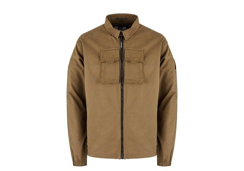 Weekend Offender Weekend Offender Mimmo overshirt jacket Conifer