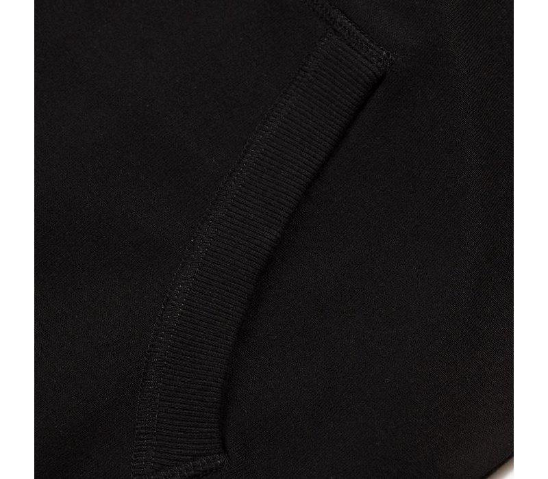 Weekend Offender Carmine hooded sweatshirt Black