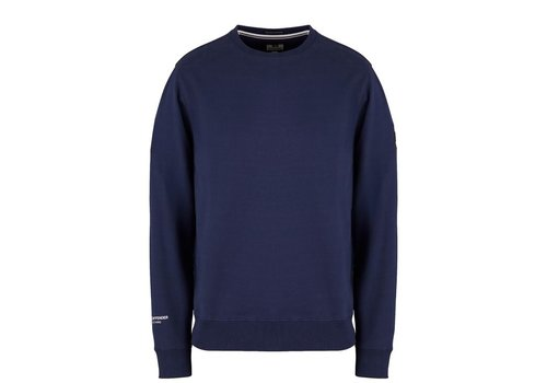 Weekend Offender Weekend Offender Alessio sweatshirt French navy