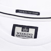 Weekend Offender Doves t-shirt White