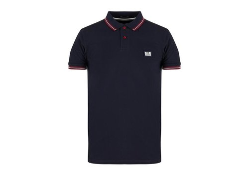 Weekend Offender Weekend Offender Gallo polo Navy