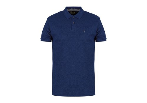 Weekend Offender Weekend Offender Vicorito polo Blue melange
