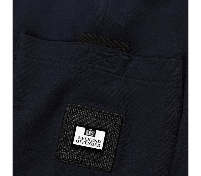 Weekend Offender Tonino sweat shorts French navy