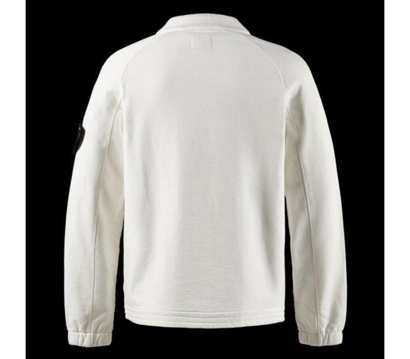 Boneville garment dyed overhead sweat Bone