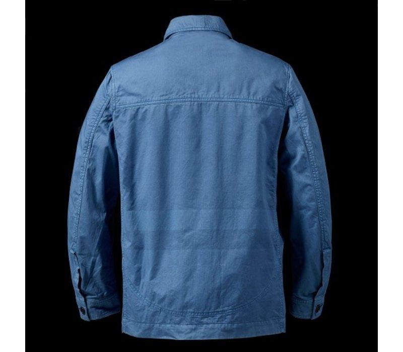 Boneville the workshirt Snorkel blue