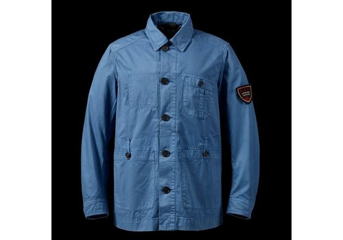 Boneville Boneville the workshirt Snorkel blue