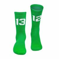 Sixblox. 1312 socks Green/White