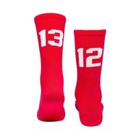 Sixblox. 1312 sokken Red/White