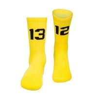 Sixblox. 1312 socks Yellow/Black