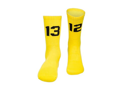 Sixblox. Sixblox. 1312 socks Yellow/Black