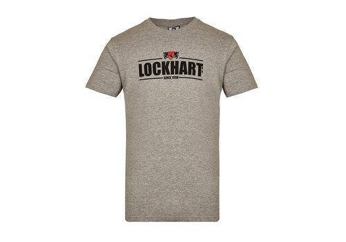Lockhart Lockhart heraldic t-shirt Grey