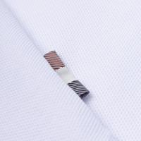 Aquascutum hillington short sleeve placket polo White