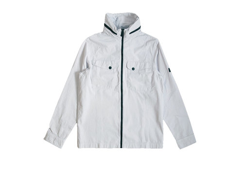 Peaceful Production Peaceful Production concealed overshirt Ice