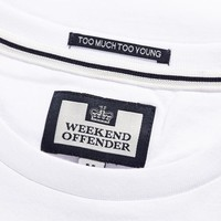 Weekend Offender Aciid t-shirt White