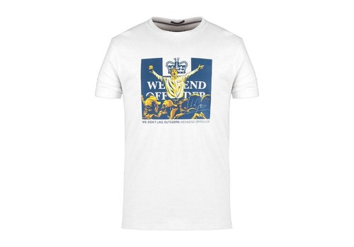 Weekend Offender Weekend Offender Leo Gregory t-shirt White