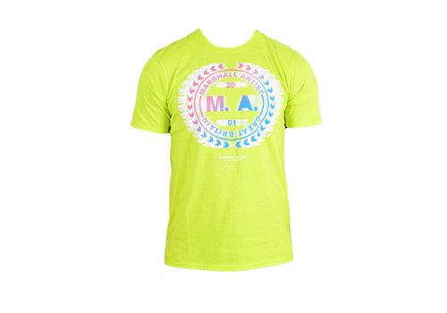 Marshall Artist Marshall Artist molecular ss t-shirt Sulphur